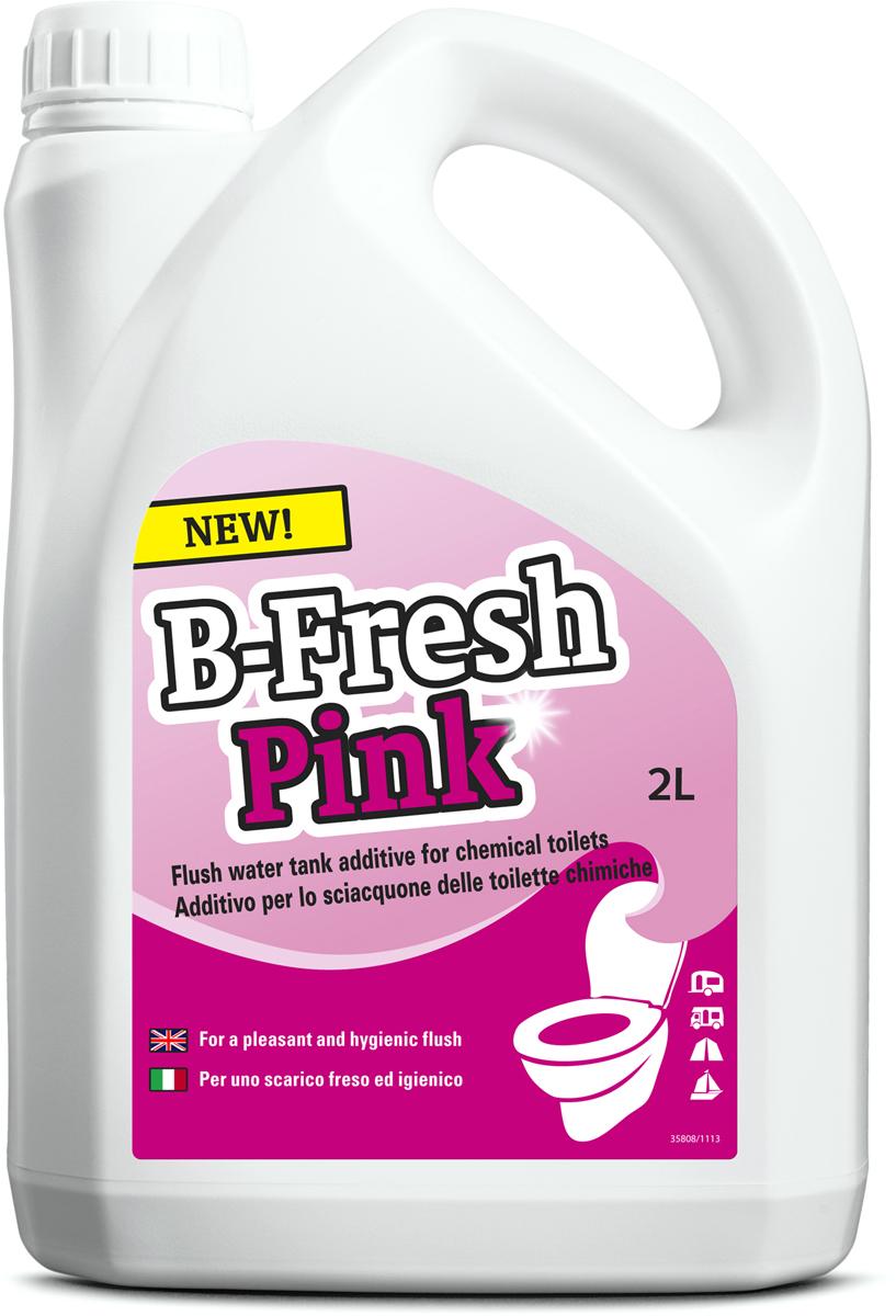 Жидкость для биотуалета B-FRESH RINSE (2л)