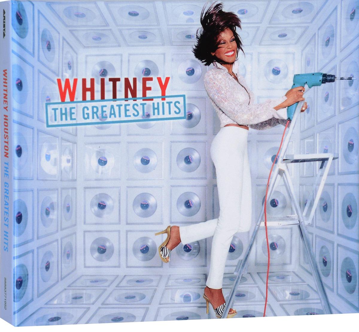 Уитни Хьюстон Whitney Houston. Greatest Hits (2 CD) цена 2017