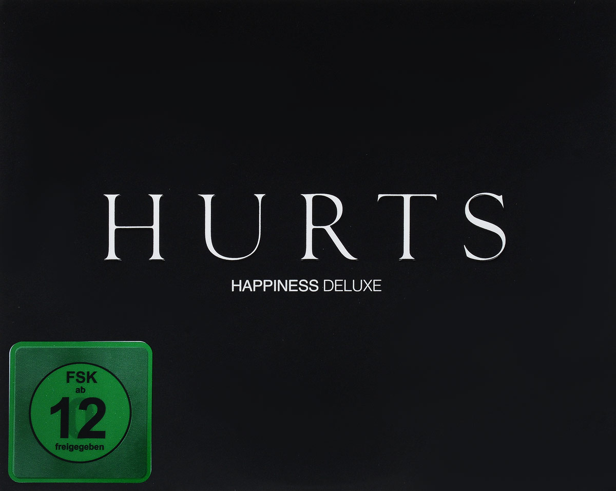 Hurts Hurts. Happiness (CD + DVD) hurts hurts exile
