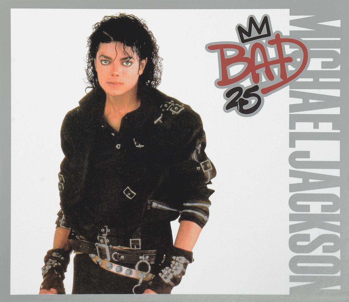 Майкл Джексон Michael Jackson. Bad 25Th Anniversary Edition (2 CD) michael jackson scream cd