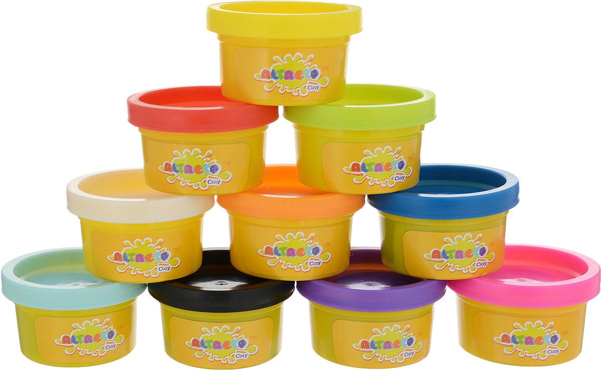 Масса для лепки ACL1502-144 масса для лепки altacto clay 14 цветов