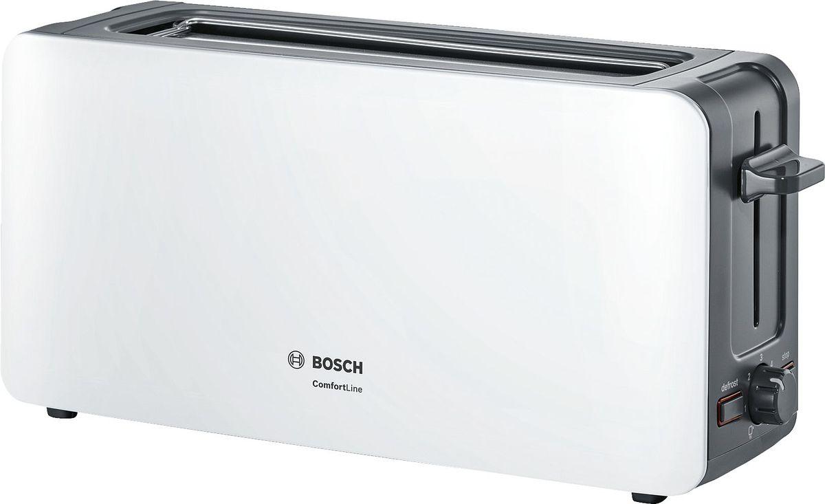 Тостер Bosch TAT6A001, White
