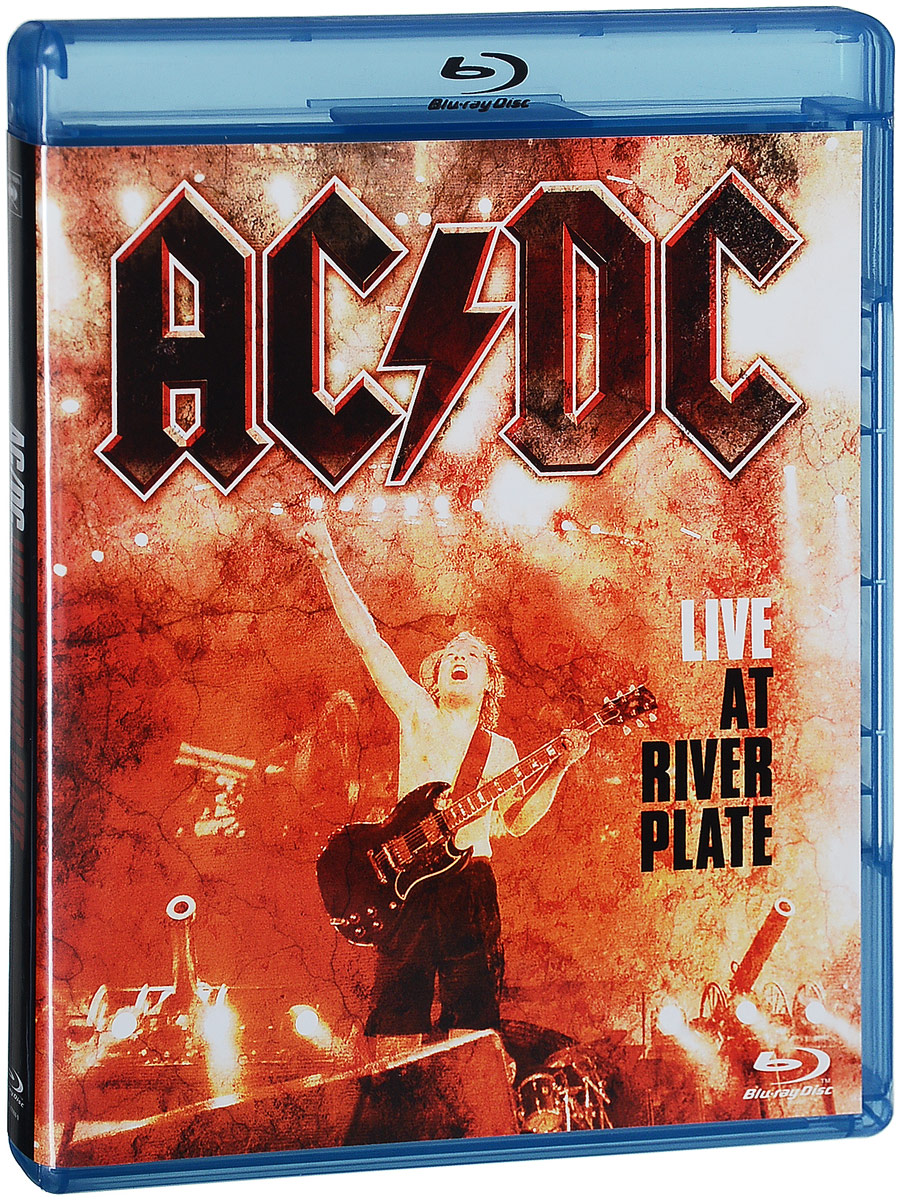 AC/DC: Live at River Plate (Blu-Ray) 20pcs lot dc 044 dc power jack socket dc connector adapter interface 044 dc044 5 5 2 1mm supply jack socket panel mount plug