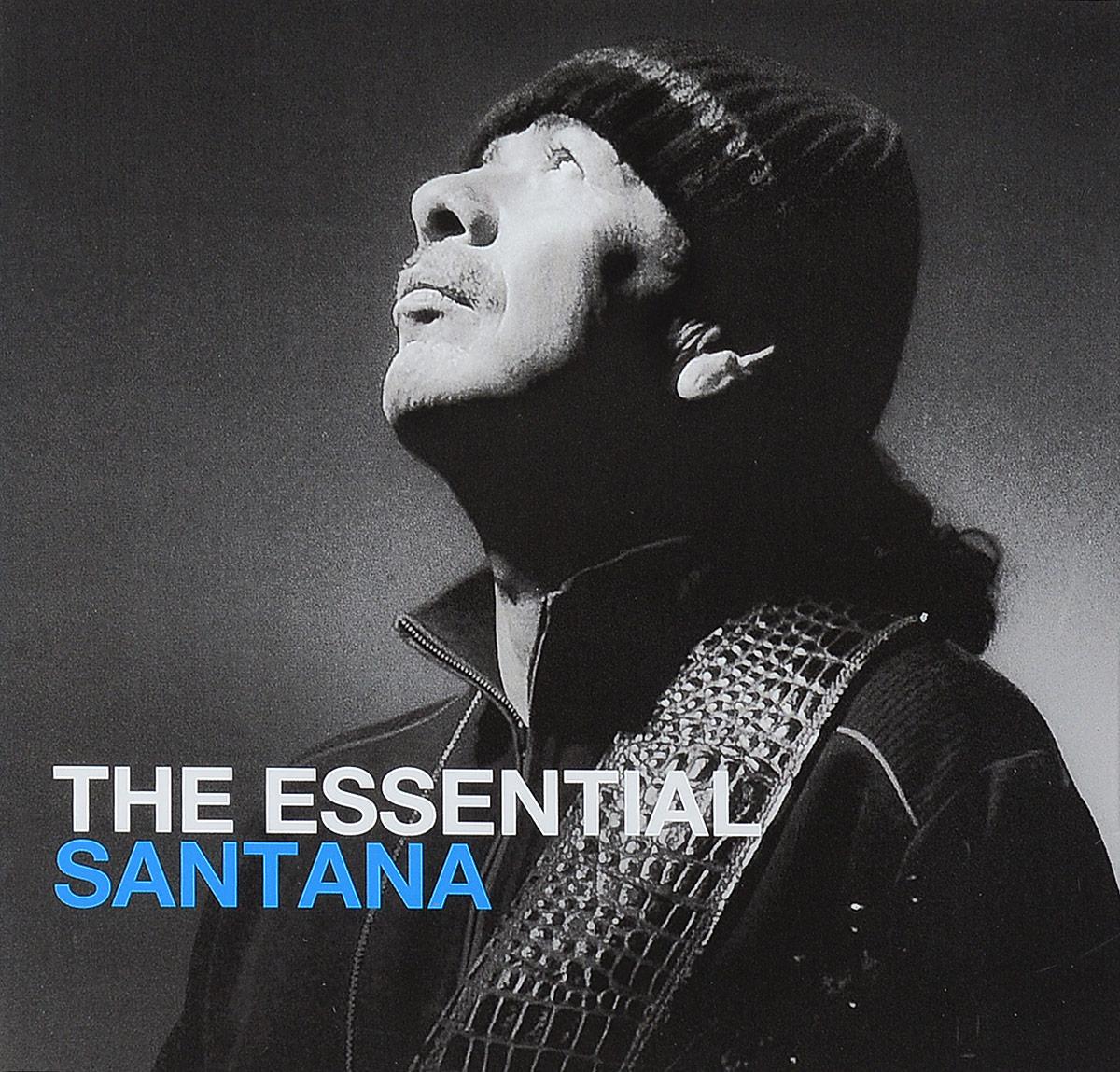 Карлос Сантана Santana. The Essential Santana (2 CD) карлос д алеззио carlos d alessio india song 2 cd