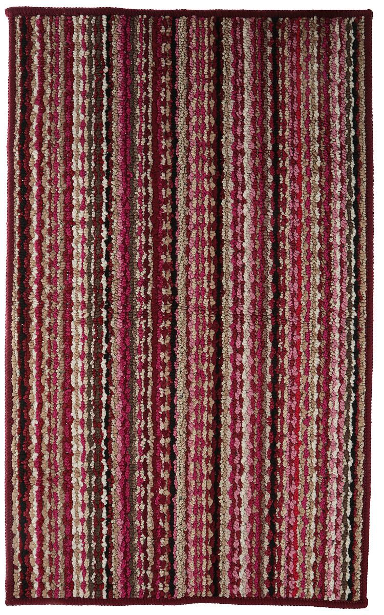 Коврик придверный Vortex Spark, цвет в ассортименте, 50 х 80 см. 22354 коврик придверный на латексной основе vortex milan размер 40х60 см в ассортименте