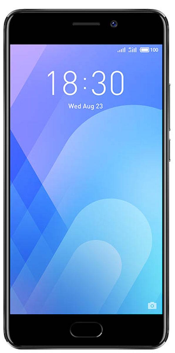Смартфон Meizu M6 Note 3/32GB, черный цена и фото