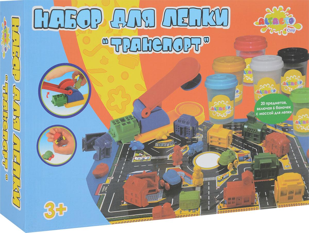 Набор для лепки 3910 масса для лепки altacto clay 14 цветов