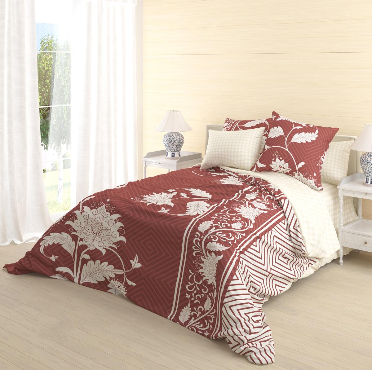 Комплект белья Волшебная ночь Rozan, 2-спальный, наволочки 70х70 см комплект белья волшебная ночь divo 2 спальный наволочки 70х70 см