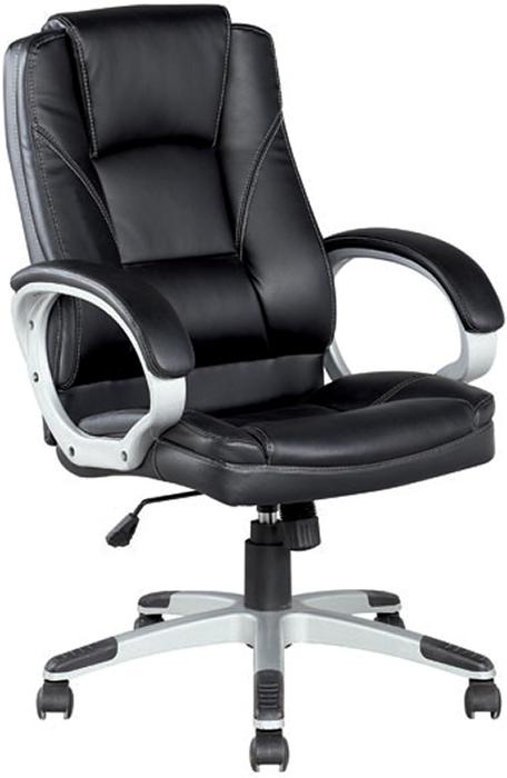 Кресло офисное College BX-3177, цвет: черный кресло руководителя college bx 3233 3323