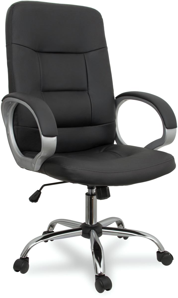 Кресло офисное College BX-3225-1, цвет: черный кресло руководителя college bx 3233 3323