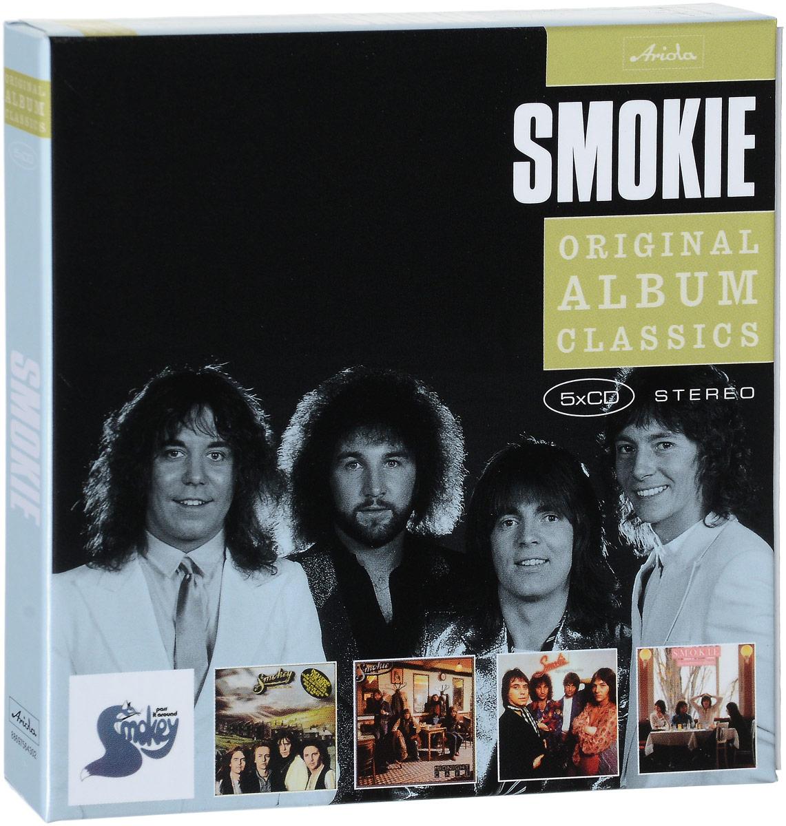 Smokey,Smokie Smokie. Original Album Classics (5 CD) smokie