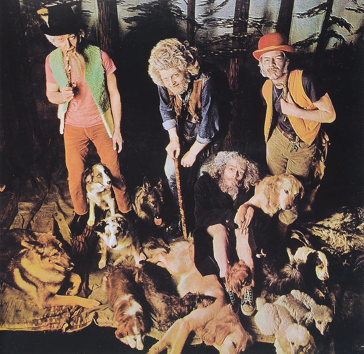 Jethro Tull Jethro Tull. This Was (LP) jethro tull jethro tull aqualung deluxe vinyl edition lp