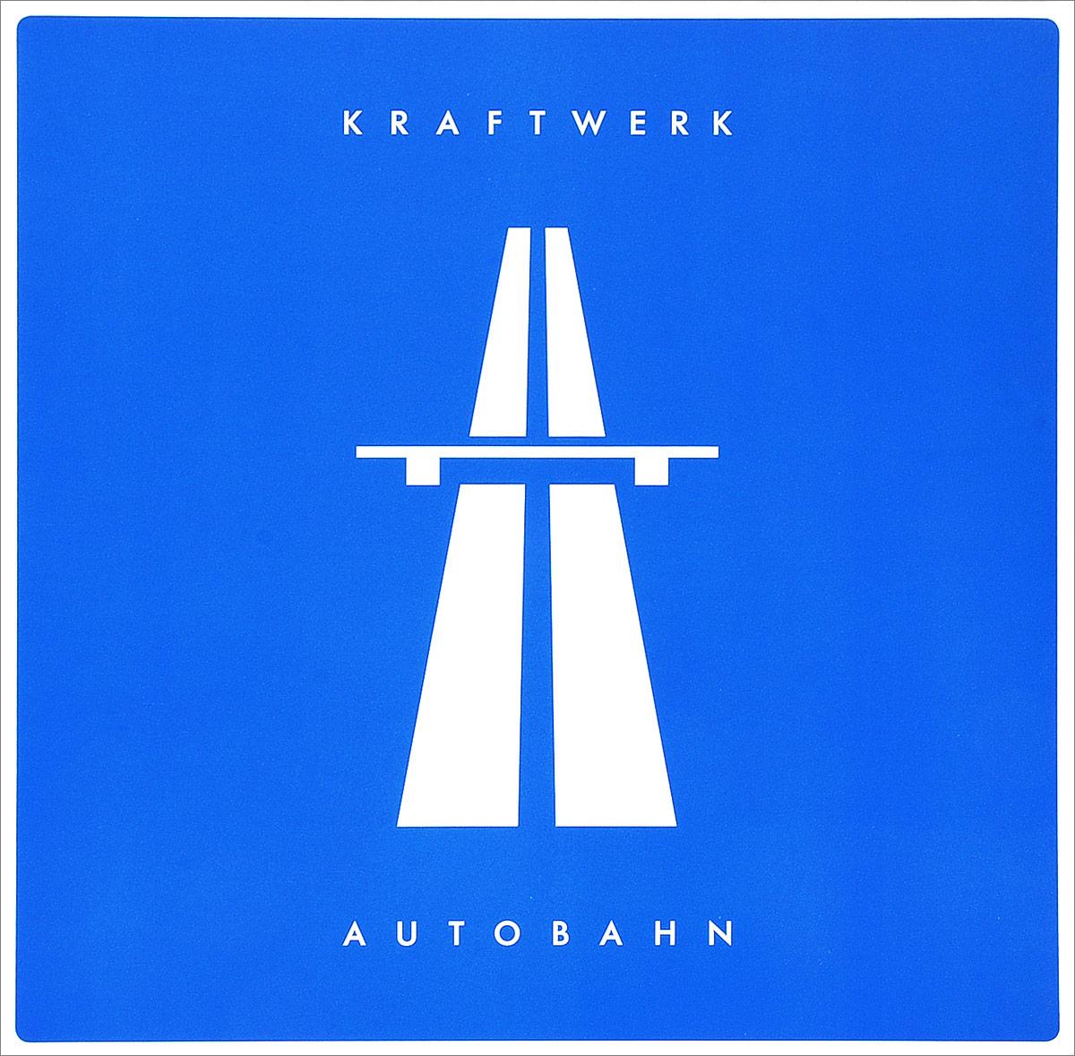 Kraftwerk Kraftwerk. Autobahn (LP)