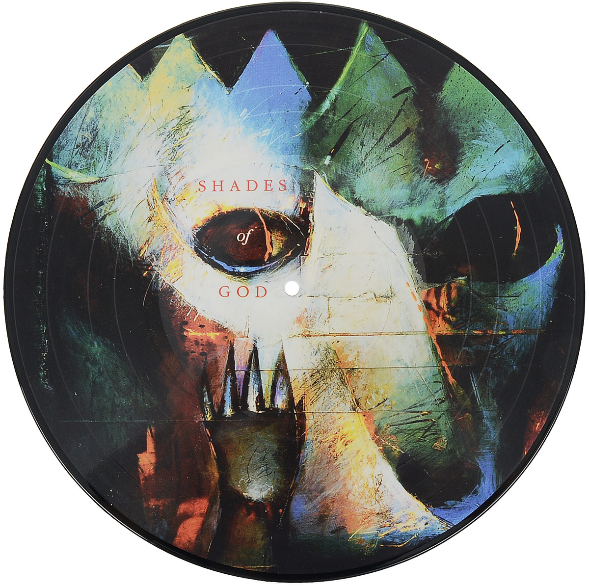 цена на Paradise Lost Paradise Lost. Shades Of God (Picture Disc) (LP)