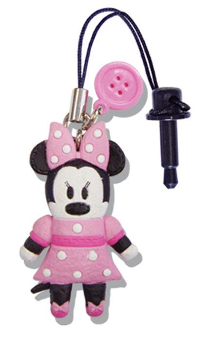Tomy Брелок для мобильного телефона Друзья Disney Минни Маус игрушка для ванной tomy водный дракон то72356