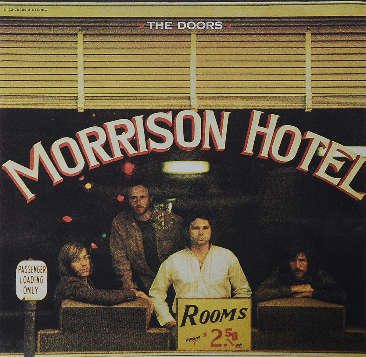 The Doors The Doors. Morrison Hotel (LP) the doors the doors live in pittsburgh 70 2 lp