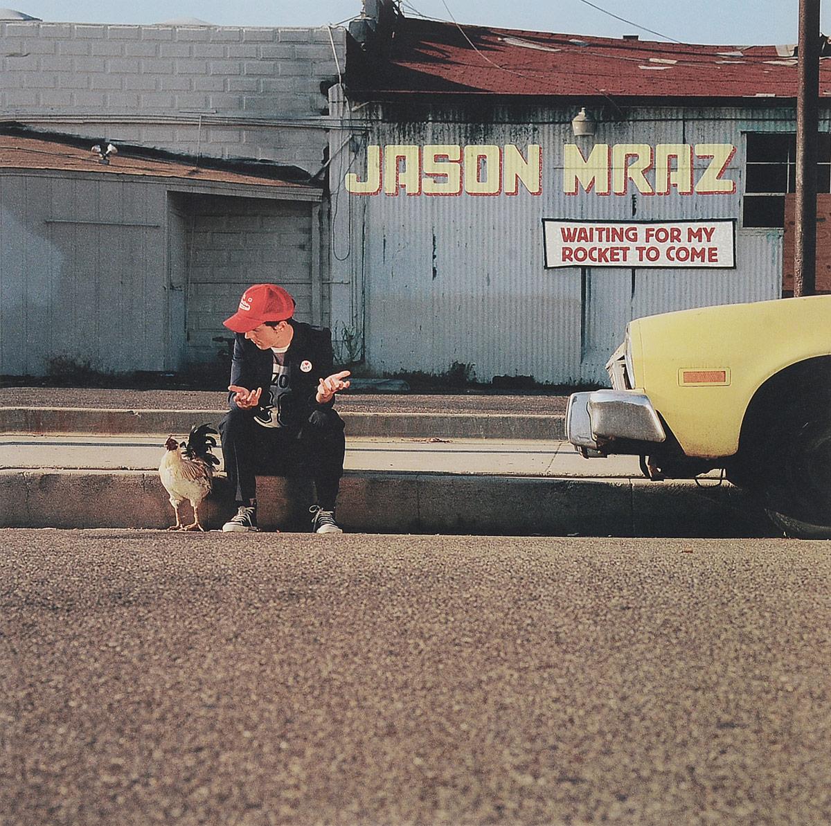 Джейсон Мрэз Jason Mraz. Waiting For My Rocket To Come (15th Anniversary) (2 LP) air air the virgin suicides 15th anniversary 3 lp 2 cd