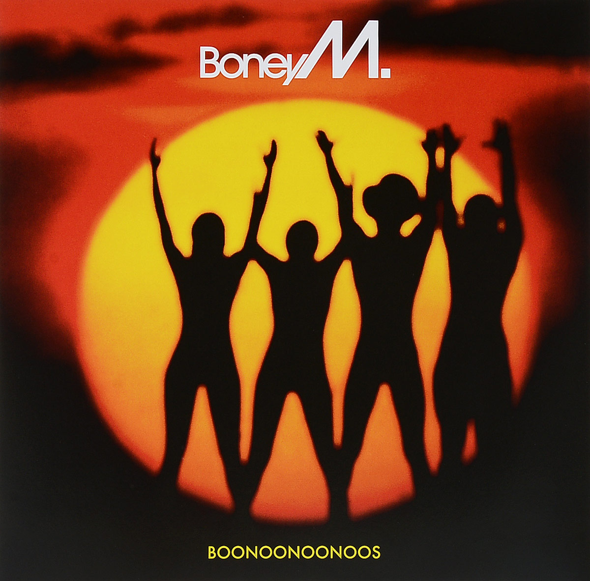 Boney M Boney M. Boonoonoonoos (LP) boney m boney m nightflight to venus