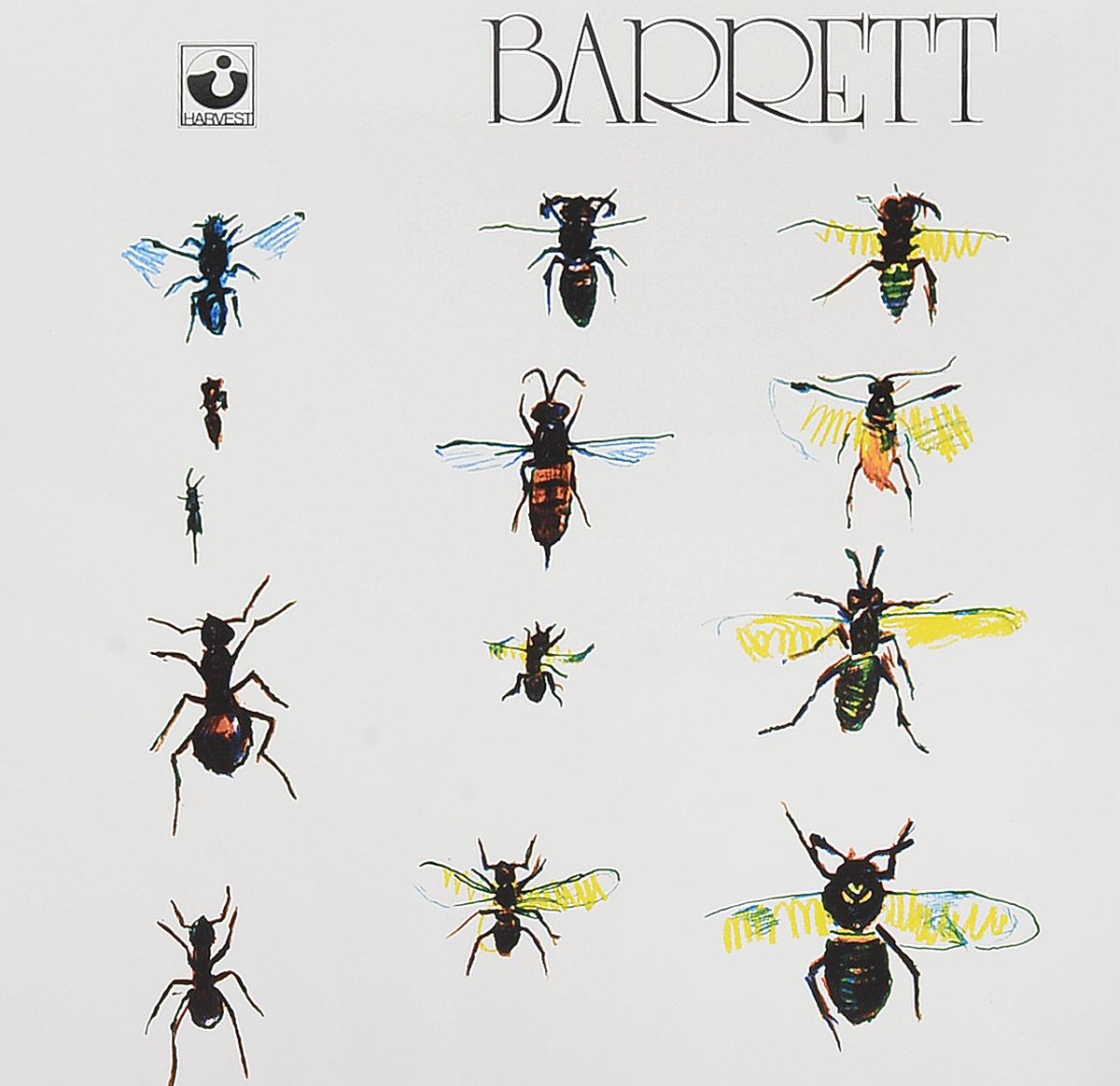 Сид Барретт Syd Barrett. Barrett (LP) цены