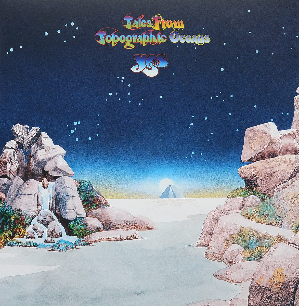 цена Yes Yes. Tales From Topographic Oceans (2 LP) онлайн в 2017 году