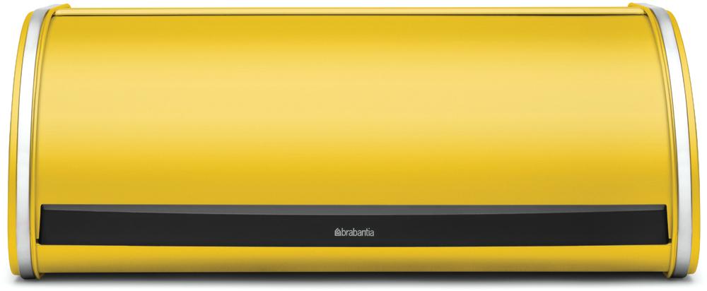 "Хлебница ""Brabantia"", цвет: желтый, 27 х 44,5 х 17,5 см"