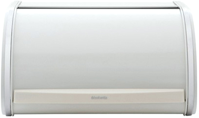 "Хлебница ""Brabantia"", цвет: белый, 17,5 х 31,5 х 27 см"