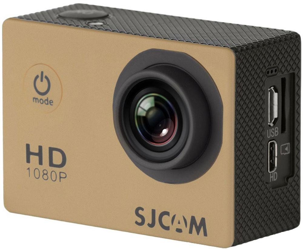 SJCAM SJ4000, Gold экшн-камера