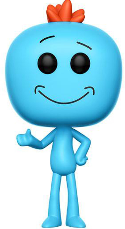 все цены на Фигурка Funko POP! Vinyl: Rick & Morty: Mr. Meeseeks 12441 онлайн