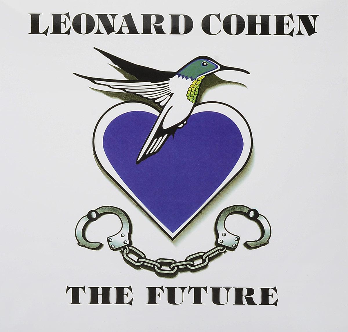 Леонард Коэн Leonard Cohen. The Future (LP) цена 2017