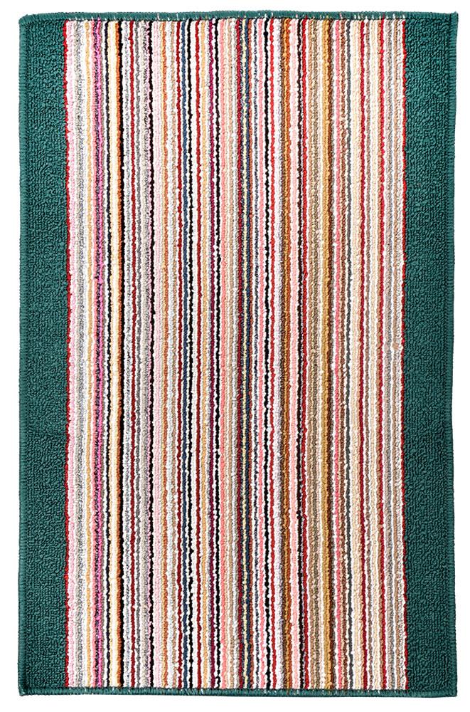 Фото - Коврик для ванной Vortex Baden, цвет: зеленый, 50 х 80 см. 21079 покрытие защитное напольное vortex под стул