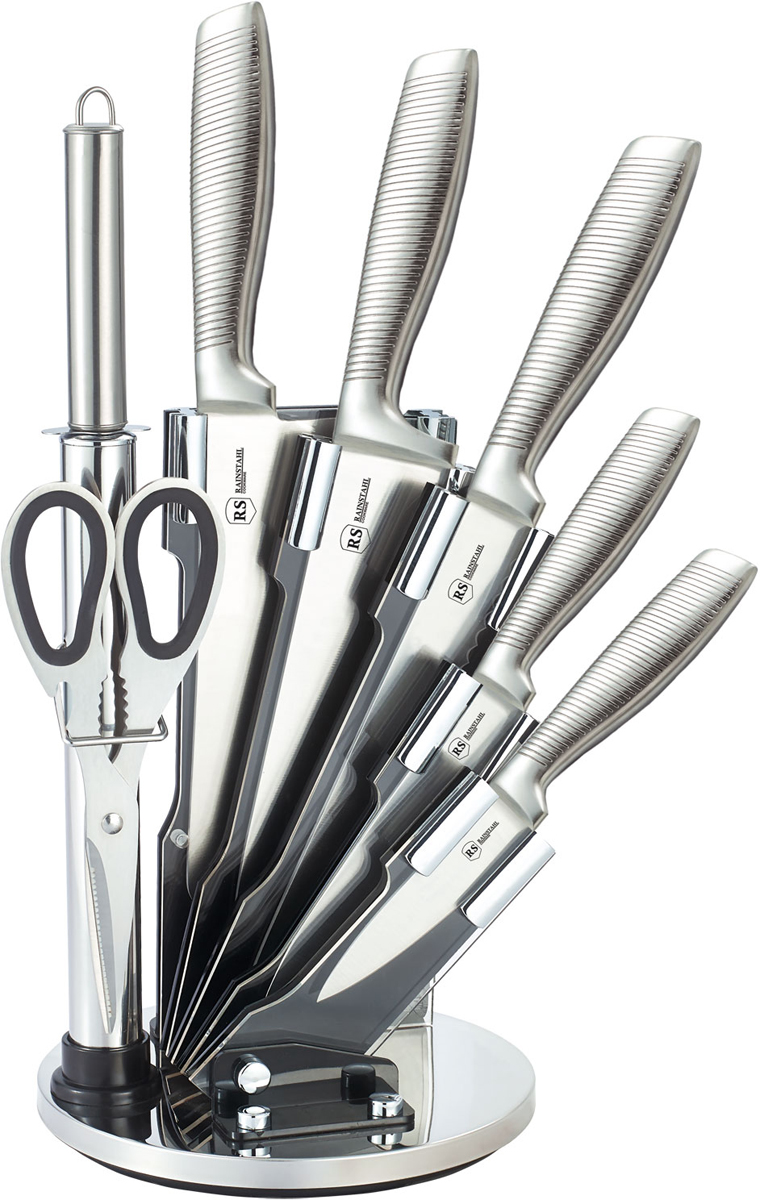 "Набор ножей ""Rainstahl"", на подставке, 8 предметов. 8008-08RS\KN"