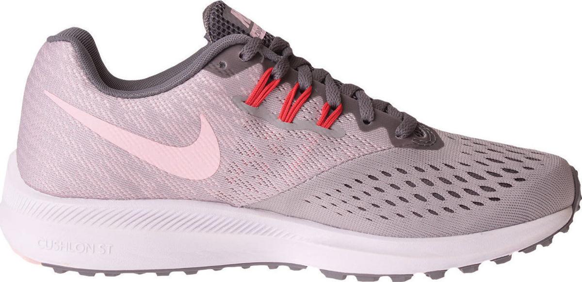 af15be72 Кроссовки Nike Air Zoom Winflo 4 — купить в интернет-магазине OZON с  быстрой доставкой