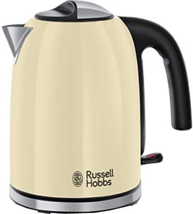 Электрический чайник Russell Hobbs 20415-70 Colours Plus Classic цена и фото