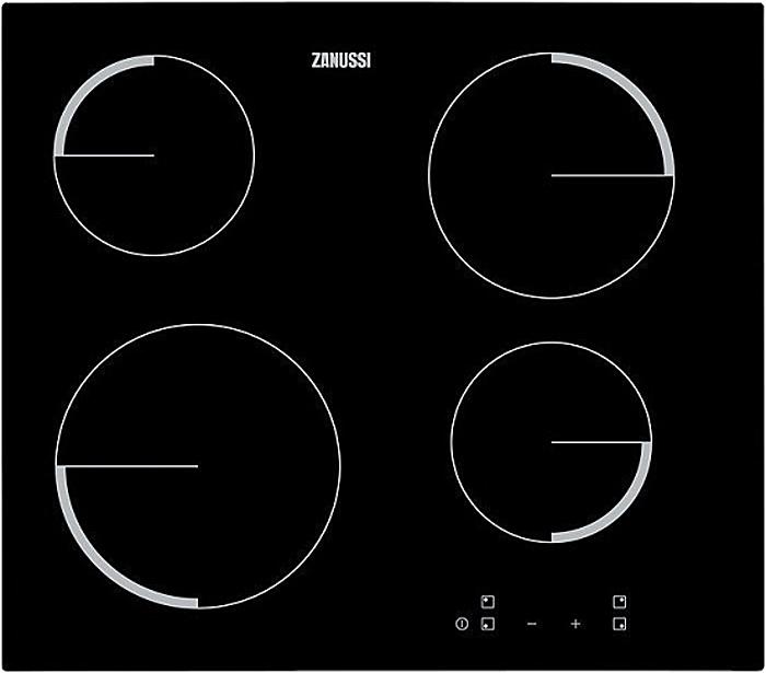 Встраиваемая электрическая варочная панель Zanussi ZEV 56240 FA Уцененный товар (№1)