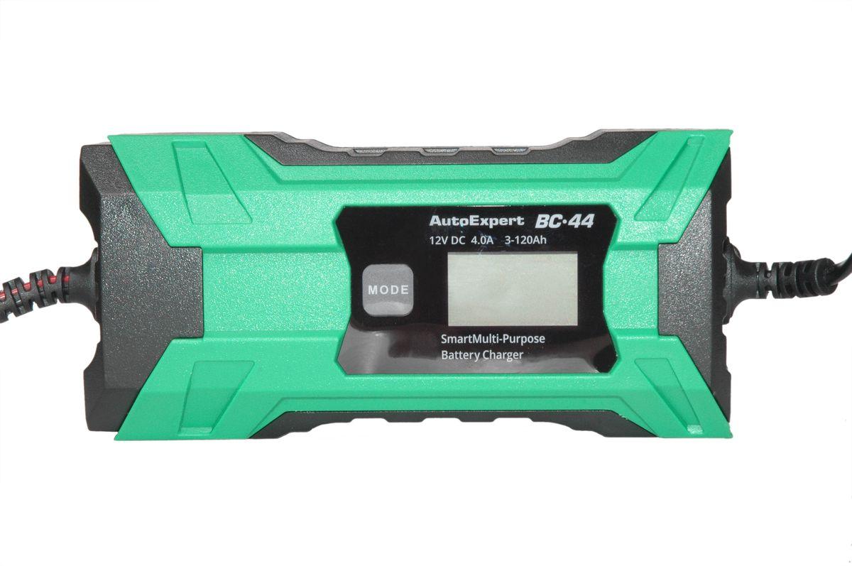 """Автомобильное зарядное устройство AutoExpert """"BC-44"""""""