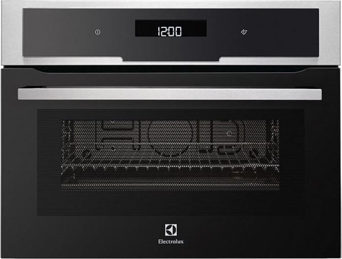 Микроволновая печь Electrolux EVY 96800AX, 150000260, встраиваемая, серебристый