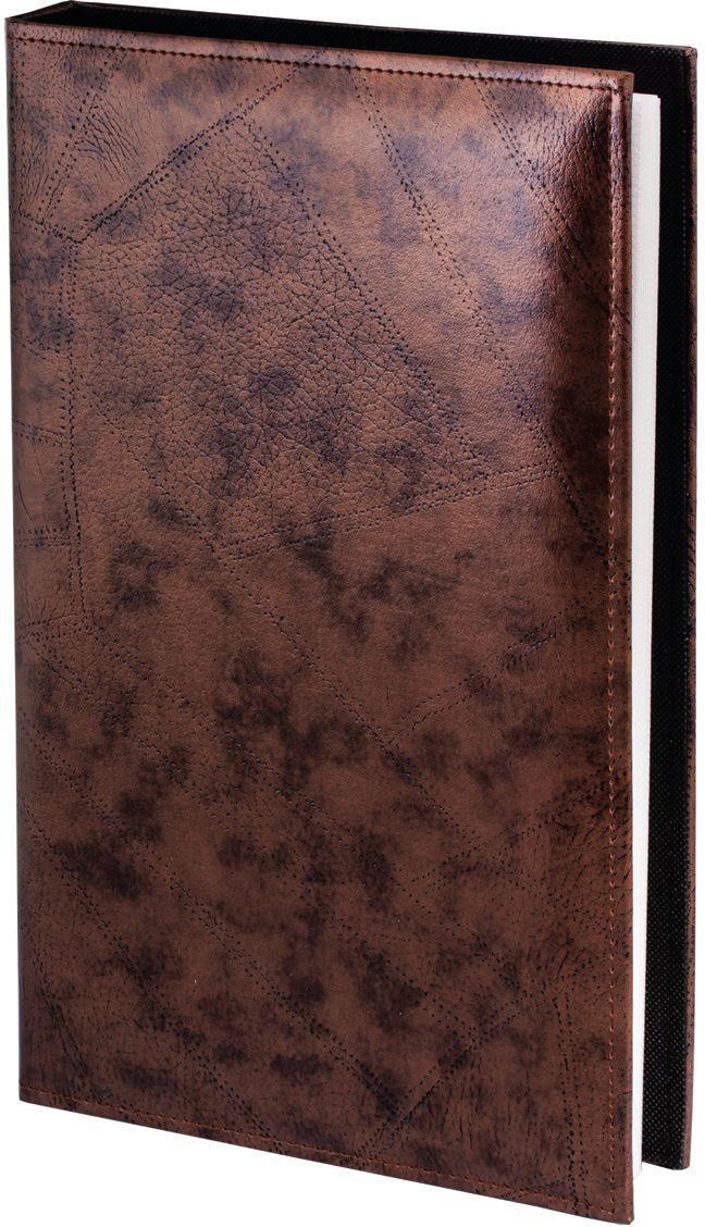 Фотоальбом Brauberg, цвет: красно-коричневый, 150+6 фотографий, 10 x 15 см. 390470 фотоальбом platinum классика 240 фотографий 10 x 15 см