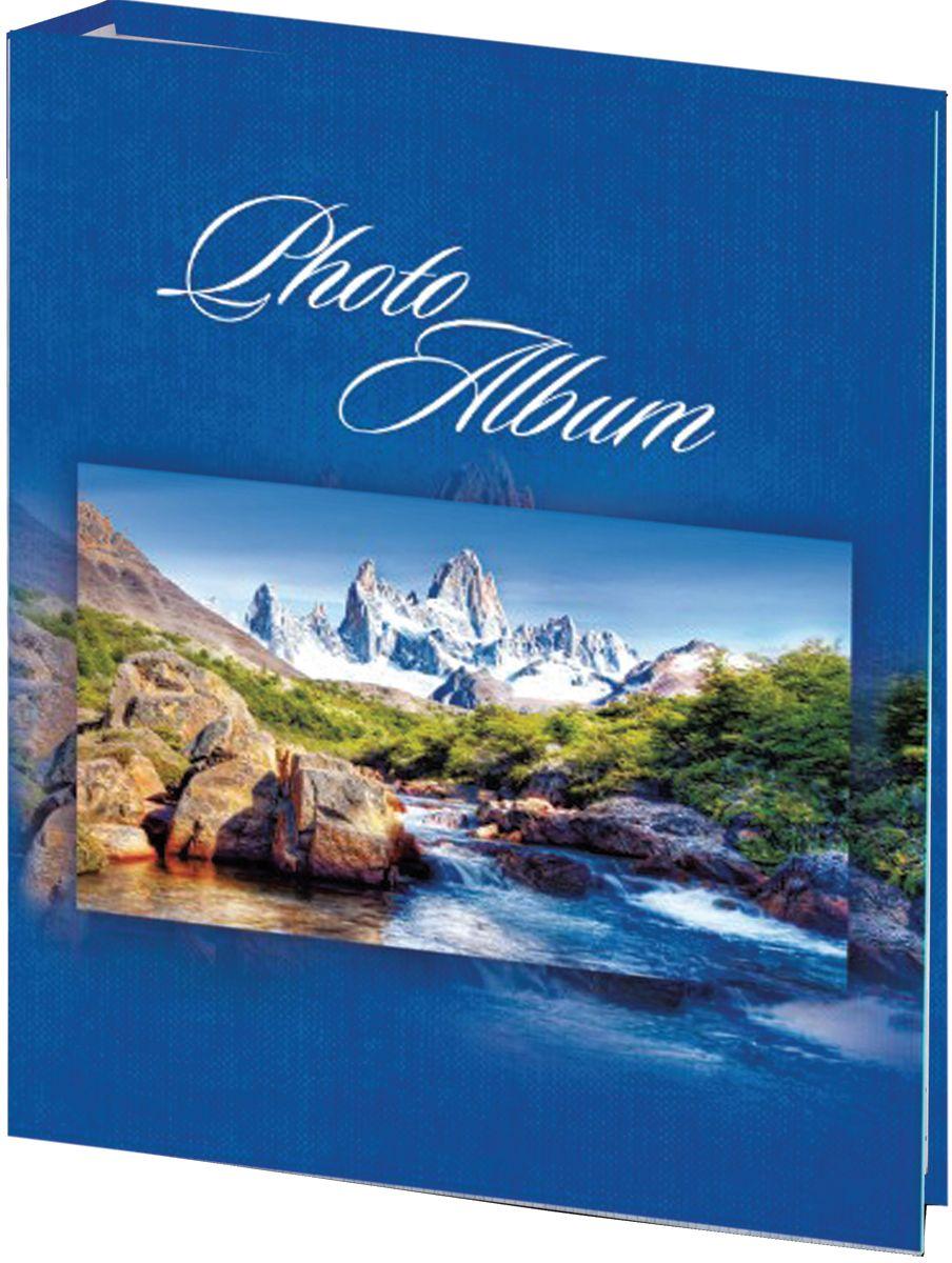 Фотоальбом Brauberg В горах, 200 фотографий, 10 x 15 см. 390669 фотоальбом platinum классика 240 фотографий 10 x 15 см
