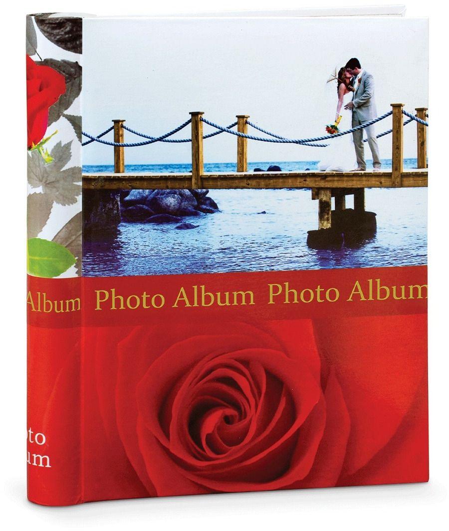 Фотоальбом Brauberg Чувства, 20 магнитных листов, 23 x 28 см. 390685 фотоальбом platinum классика 240 фотографий 10 x 15 см