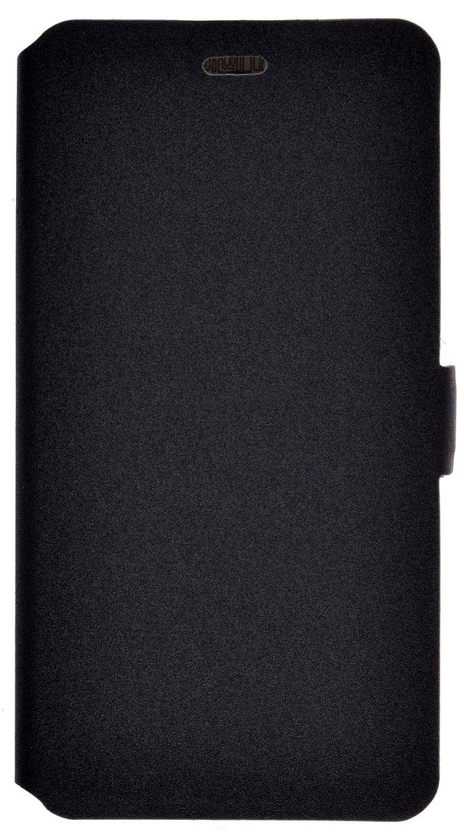Prime Book чехол-книжка для Philips S318, Black