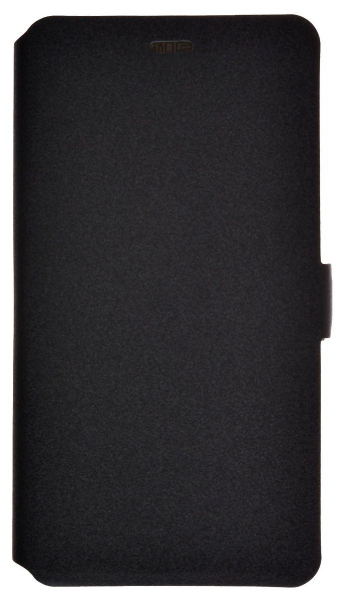 Prime Book чехол-книжка для Prestigio Grace S7 LTE, Black elephone s7 4g phablet