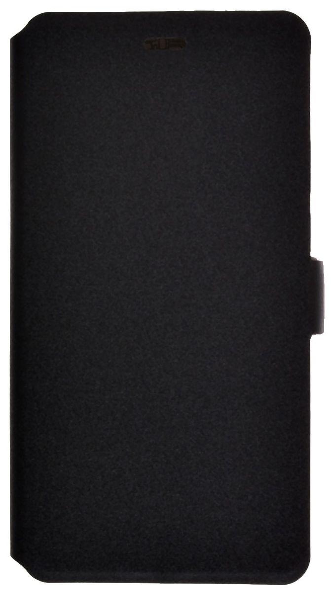 Prime Book чехол-книжка для Prestigio Grace R5 LTE, Black смартфон gresso regal r5