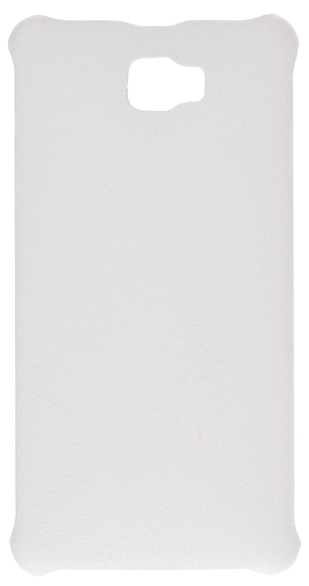 Skinbox Leather Shield чехол-накладка для Digma S502 3G VOX, White смартфон digma s501 3g navitel vox красный