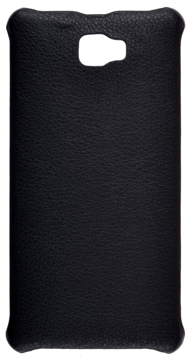 Skinbox Leather Shield чехол-накладка для Digma S502 3G VOX, Black смартфон digma s501 3g navitel vox красный