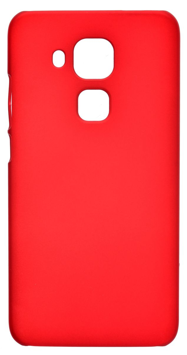 Skinbox 4People чехол-накладка для Huawei Nova Plus, Red цена и фото
