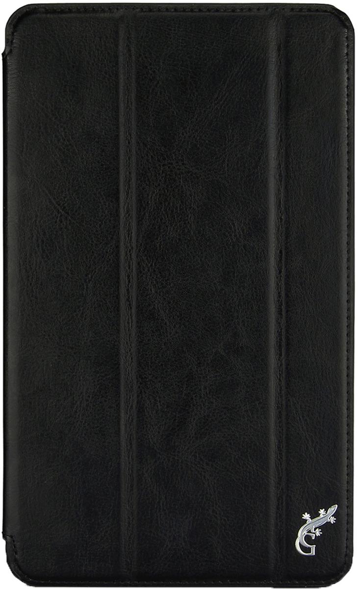 G-Case Slim Premium чехол для Samsung Galaxy Tab A 8.0 SM-T380/SM-T385, Black чехол книжка флип g case slim premium [gg 797] для samsung galaxy a7 2017 sm a720f чёрный