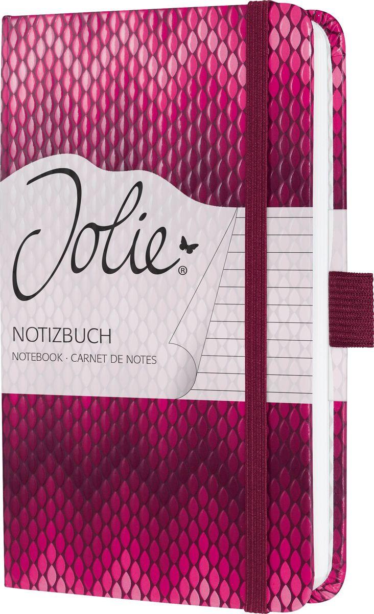 Sigel Блокнот Jolie Beauty Розовая страсть 87 листов в линейку