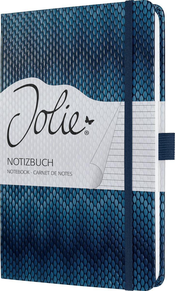 Sigel Блокнот Jolie Beauty Морская страсть 87 листов в линейку