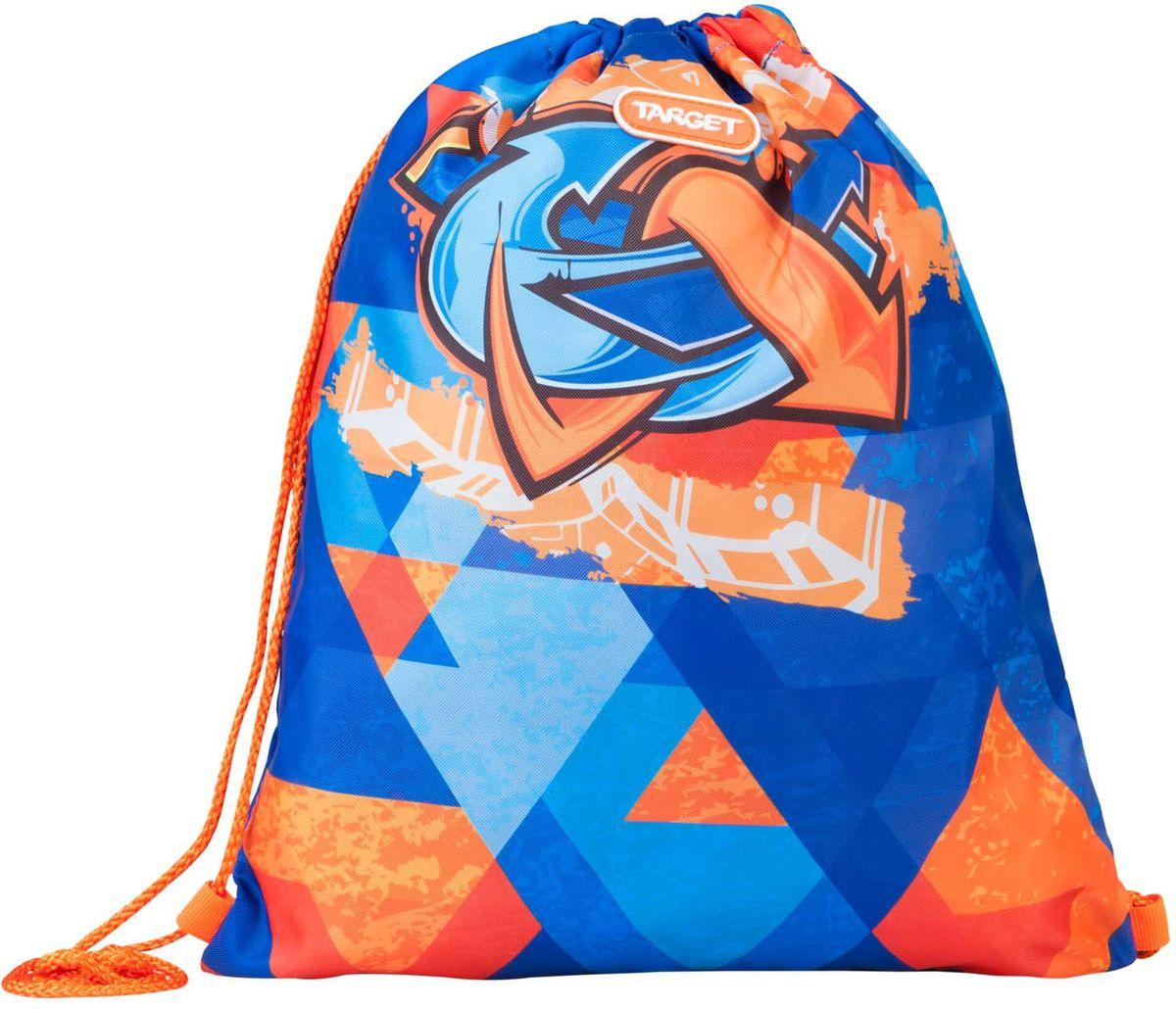 Фото - Target Collection Сумка для сменной обуви Murales сумка target для детской сменной обуви sparkling цвет синий