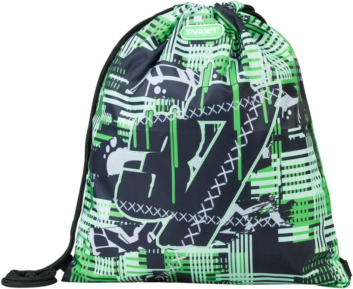 Фото - Target Сумка для сменной обуви Confused сумка target для детской сменной обуви sparkling цвет синий